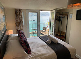 Camel - Standard double room with balcony and sea views