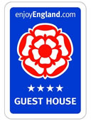Visit Britain Four Star Guest House